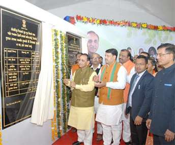 'PESA Act' - Chief Minister opens Eklavya Model Residency School for tribal at Puniavant