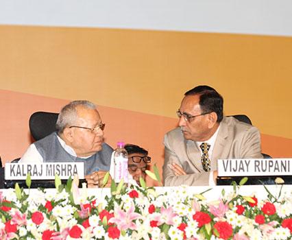 ગુજરાતના લઘુ ઉદ્યોગો ગુણવત્તાના બળે વૈશ્વિક બજાર સર કરે તેવી સ્થિતિનું નિર્માણ કરવું છે : મુખ્યમંત્રી શ્રી વિજયભાઈ રૂપાણી